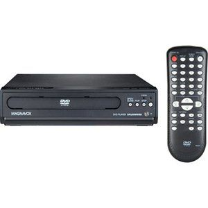 #Progressive scan DVD player, perfect for the kids room.