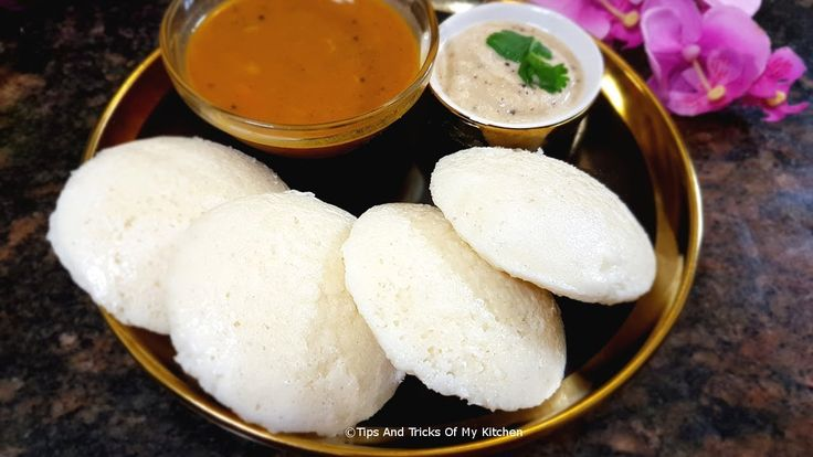 Check out this #Hindi #Idli #Sambar #recipe video on the #TipsAndTricksOfMyKitchen YouTube channel