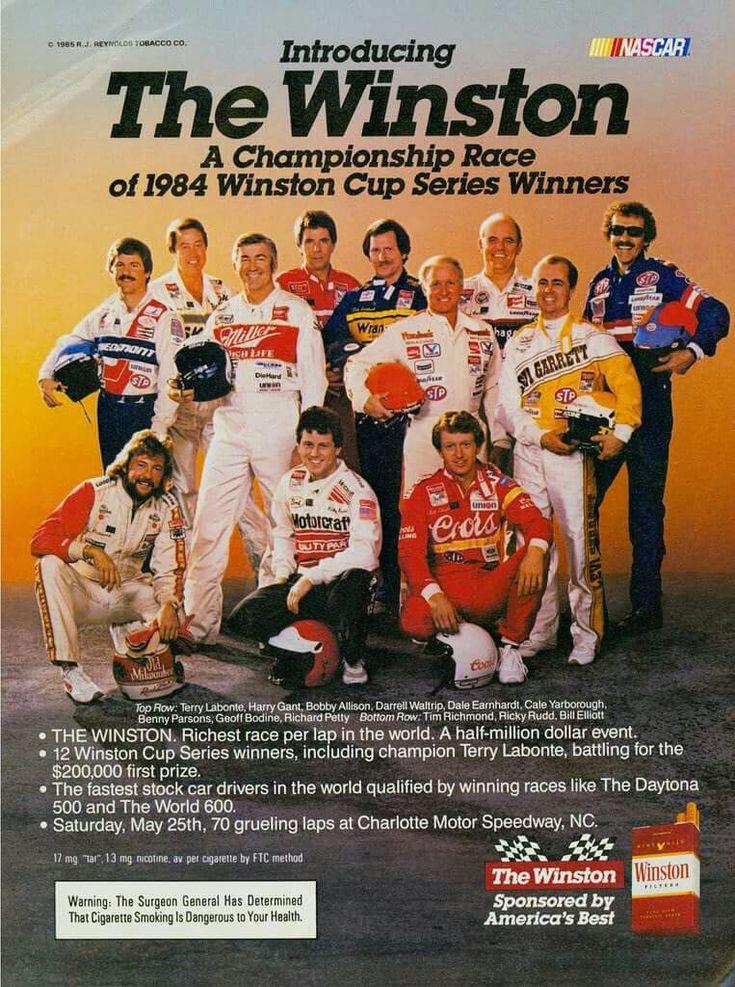 NASCAR 1984 Nascar race cars, Nascar racing, Nascar