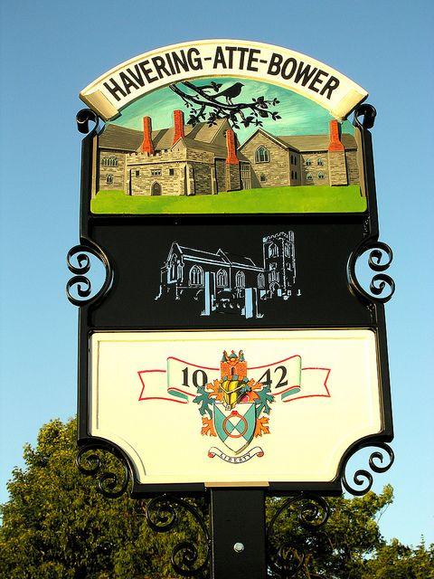 Havering-Atte-Bower, Essex, England.