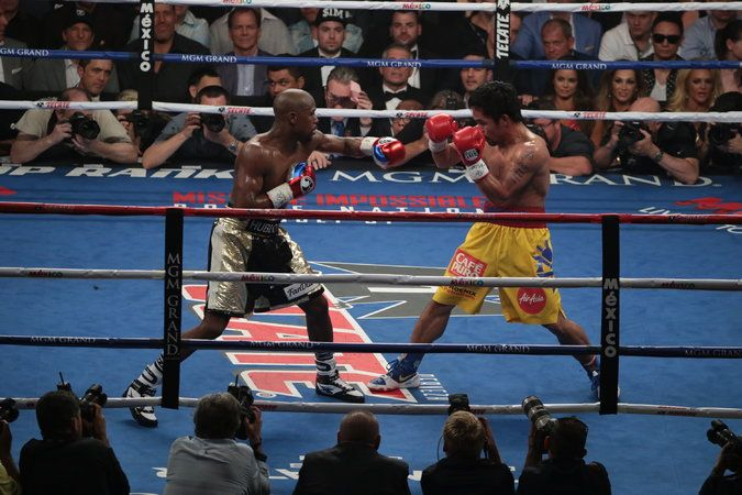 Mayweather-Pacquiao Bout Shatters Pay-Per-View Records - NYTimes.com