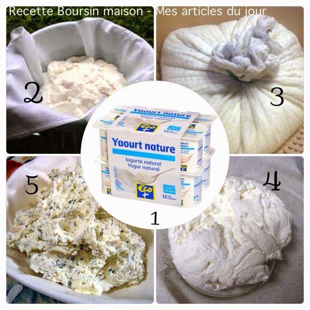 12 yaourts nature pas les brassés.     Dans 1 passoire, mettez un torchon.     Versez vos 12 yaourts      Mettez un récipient sous la passoire, il récupérera l'eau      Mettez au frais, et oubliez-le 3 jours. (Respectez les 3 jours!)     Récurerez votre boule +ail, herbes,poivre=>ds boite au fr
