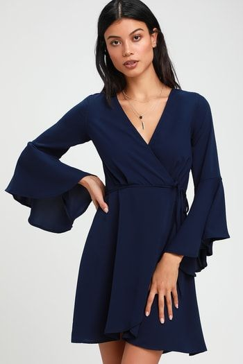4af129a22584 Beautiful Blue Cocktail Dresses at the Best Prices