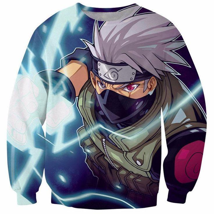 Naruto anime sweatshirt v2 anime hoodie anime