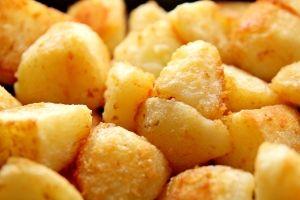Echt krokante verse aardappels uit de Airfryer