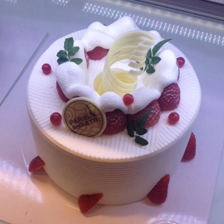 Cake In Korea1 Cr.Paris Baguette
