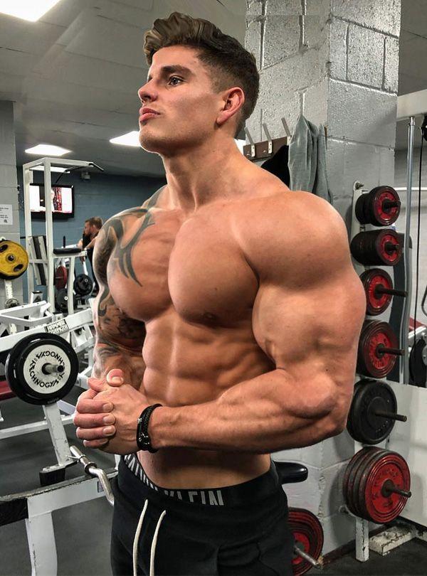 Built By Tallsteve Muscle Muscle Men Muscular Men