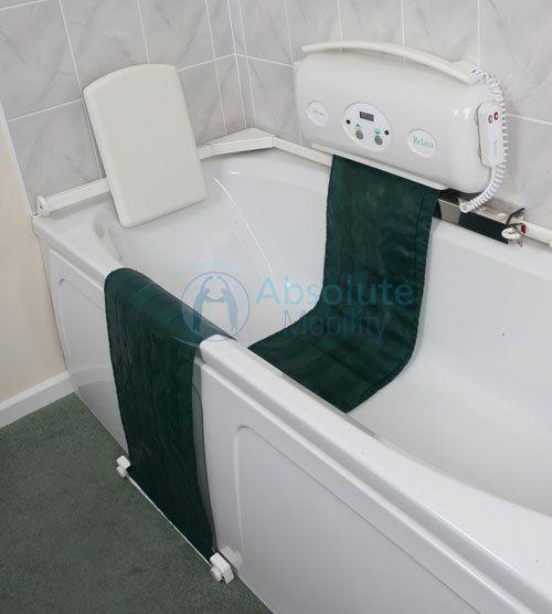 Bath Lift The Relaxa Bath Lift A Belt Style Bath Lift T
