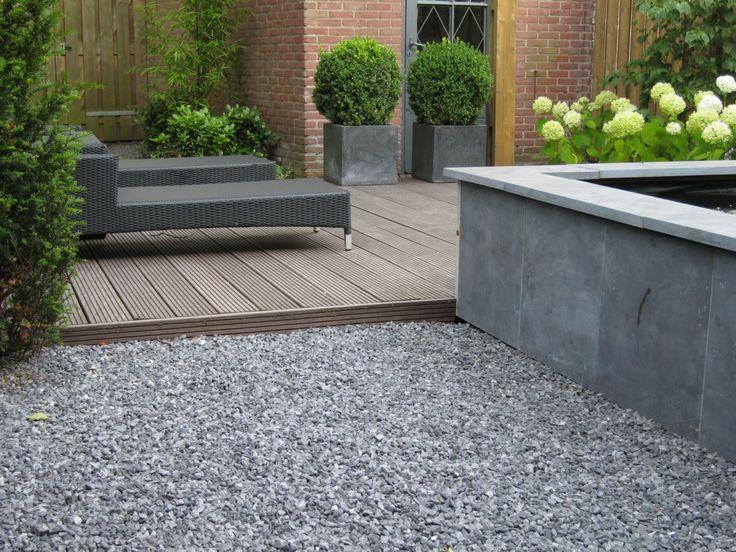 205 best garden gravel split images on pinterest for Creation gardens