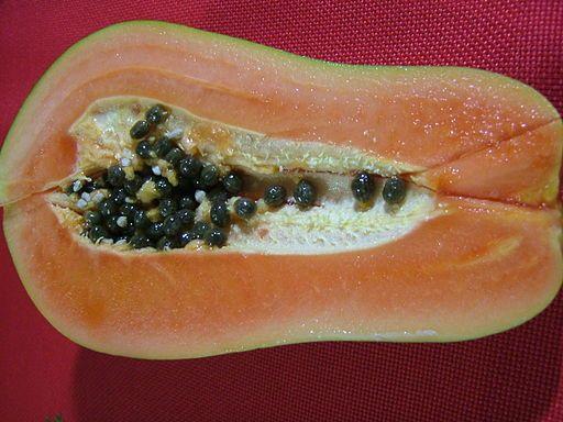 Batido casero de amaranto y papaya contra el cansancio - plantasParaCurar.com