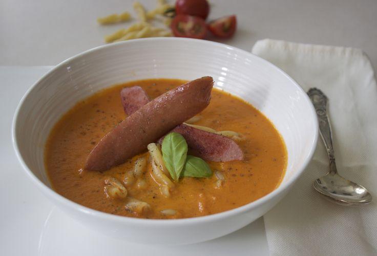 Tomatsuppe (grysmat)