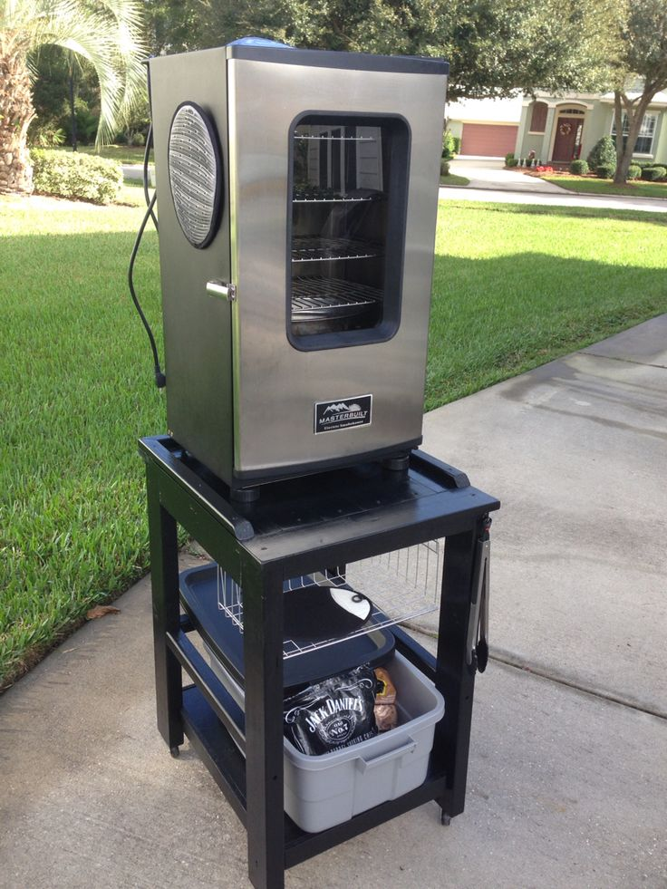 Masterbuilt 30 Smoker Stand 30 Quot H X 21 Quot W X 25 Quot D Home