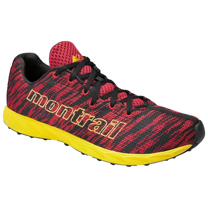 "The Montrail Rogue Fly is their lightest and most minimal trail shoe designed for those who see the ""more"" in ""less""."