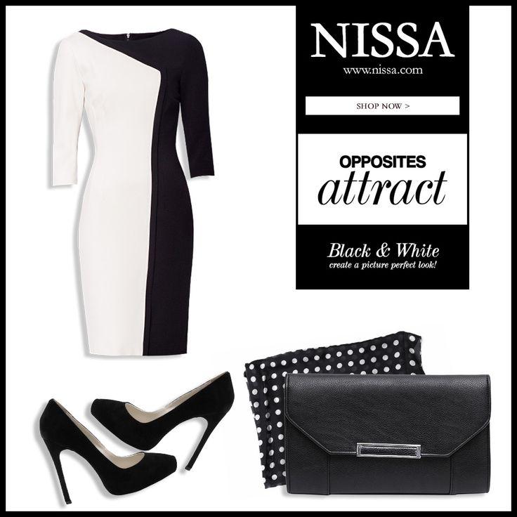 www.nissa.com  #nissa #bw #outfit #style #fashion #fashionista