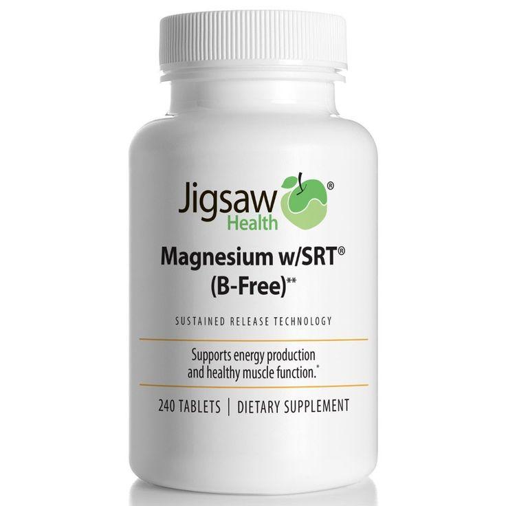 Jigsaw Magnesium B-free