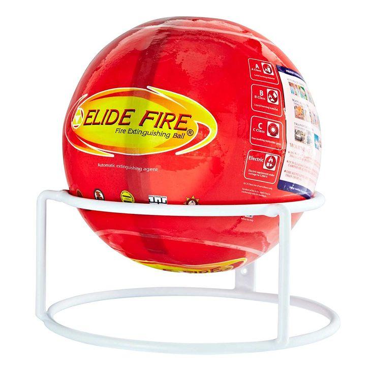 L'EXTINCTEUR BOULE - BOULE EXTINCTEUR ANTIFEU   La boule d'extinction Elide Fire est basée sur une technologie révolutionnaire qui fournit des solutions bien plus avancées que les extincteurs portatifs.