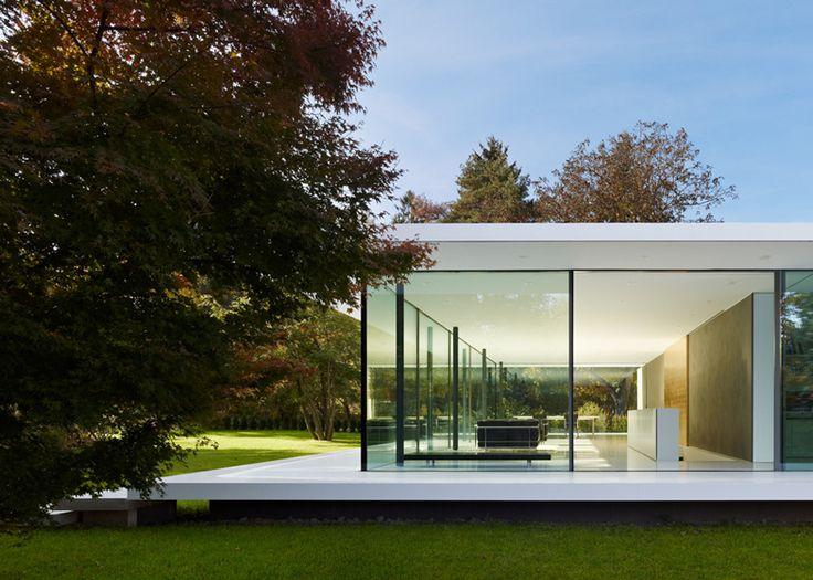 NEW GLASS HOUSE: Haus D10 by Werner Sobek. 5/5/2012 via @Dezeen magazineeen: Modern, Future Houses, Dreams Home, Clean Design, Haus D10 By Werner Sobek, Architecture, Glass Houses, Houses D10, Glasses Houses