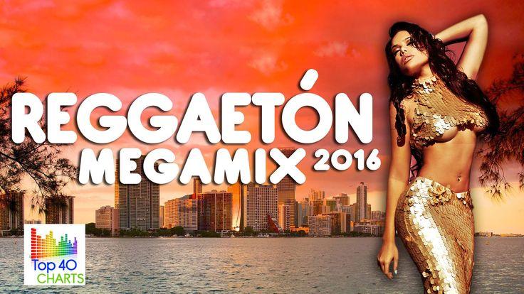 REGGAETON 2016 - MEGAMIX HD: J Balvin, Daddy Yankee, Nicky Jam, Maluma, ...