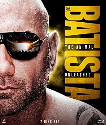 Dave Batista & Wwe - WWE: Batista - The Animal Unleashed