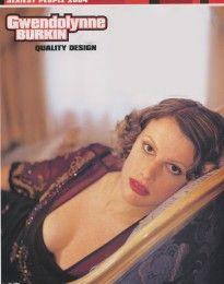 Who Weekly - Designer Gwendolynne Burkin