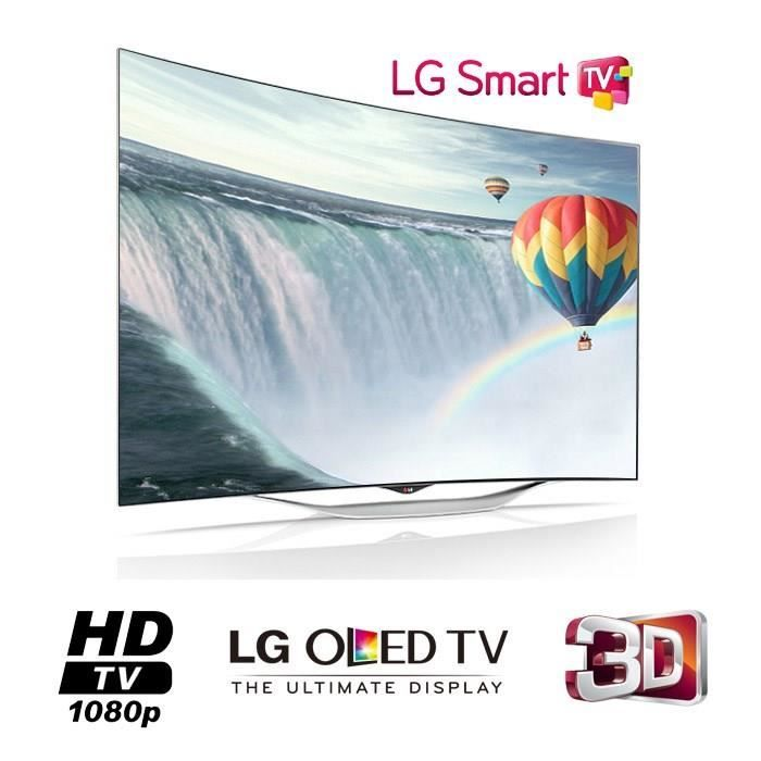soldes t l viseur cdiscount achat lg 55ec930v smart tv oled curved full hd 3d 140 cm prix. Black Bedroom Furniture Sets. Home Design Ideas