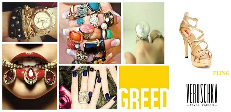 GREED. Because there is no such thing as too many heels Or too many clothes to match them with. Get the FLING shoe at   http://go.sellmojo.com/11KMJNY