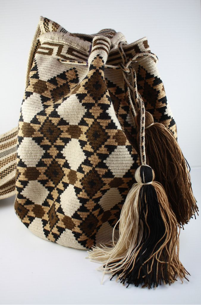 Hand crocheted bag from Venezuela $245