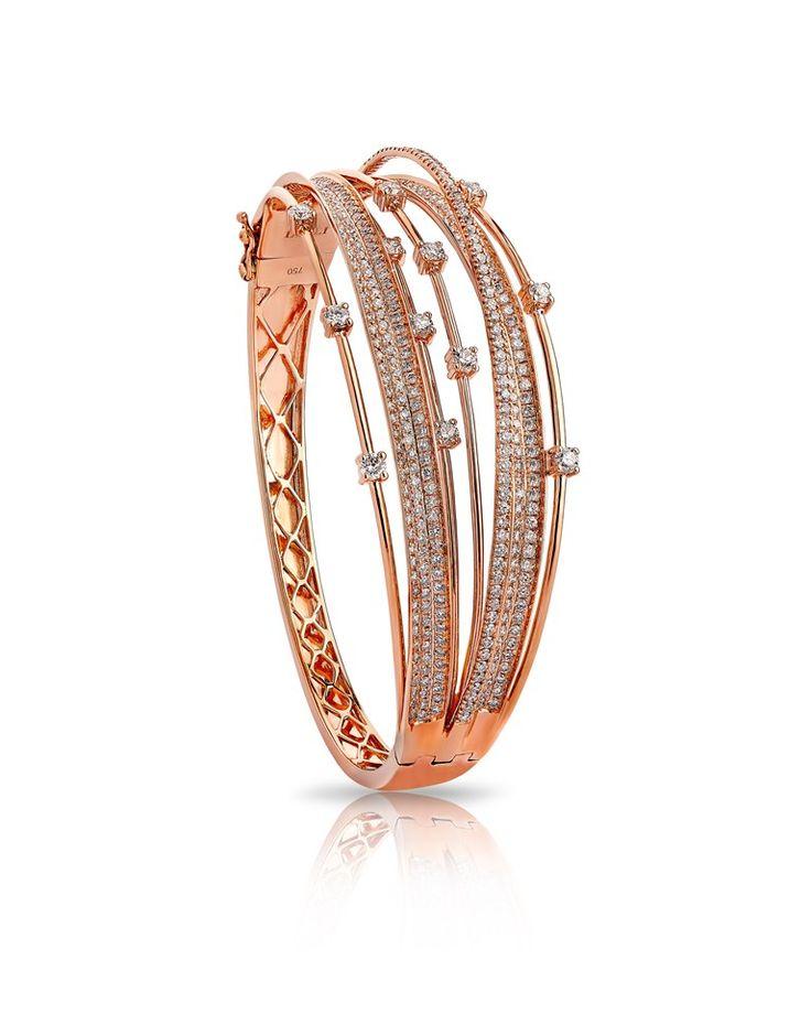 Diamond Bangles | Liali Jewellery