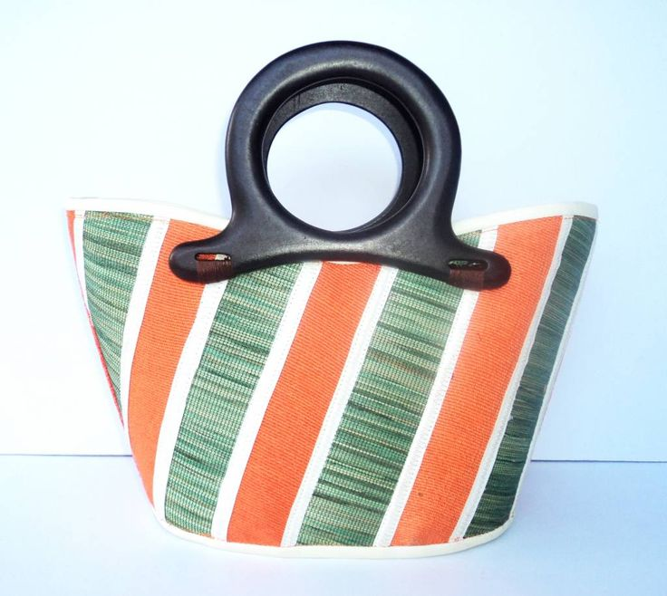 Native Bag Diagonal - Orange