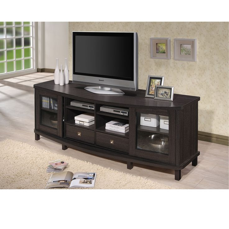 Udder 70 Inch TV Cabinet Features Ample Storage To Keep