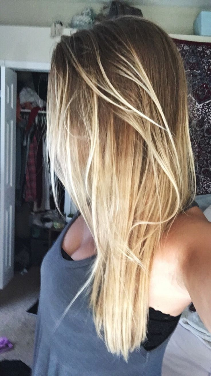 The 25 Best Blonde Straight Hair Ideas On Pinterest