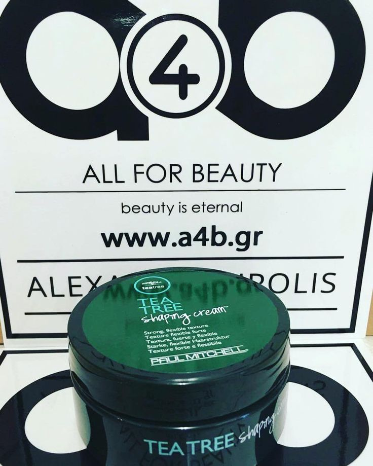 #a4bgr #eshop #paulmitchell #teatree #shapingcream #natural #stronghold #mat #hotstyles