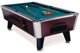 Coin Operated Pool Tables For Sale / Commercial Bar Style Pool Tables | Factory Direct Prices ! | Worldwide Coin Op Bar Pool Table Delivery From BMI Gaming