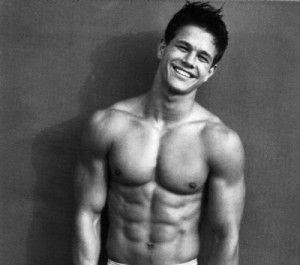 Mark Walhberg....in his Marky Mark days