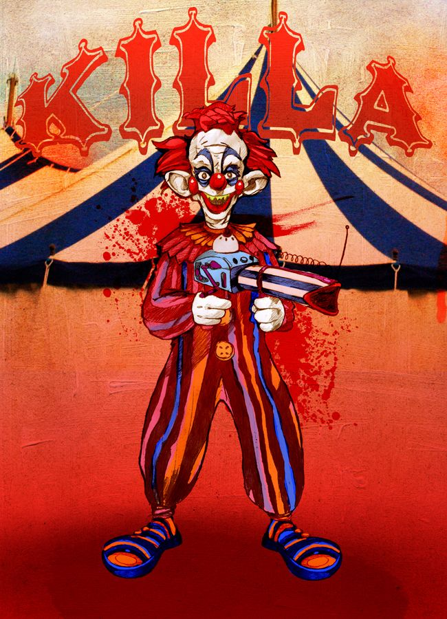 126 best killer klowns images on pinterest cosmos deep for Killer klowns 2