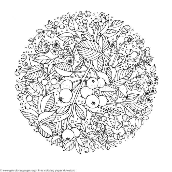 35 Zentangle Round Mandala Coloring Pages Getcoloringpages Org Coloring Colo Mandala Coloring Pages Free Christmas Coloring Pages Christmas Coloring Pages