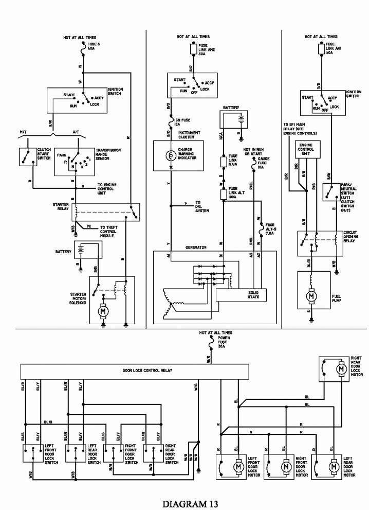 7 Terminal Ignition Switch Wiring Diagram Schaltplan Bmw Z3 Ford Ranger