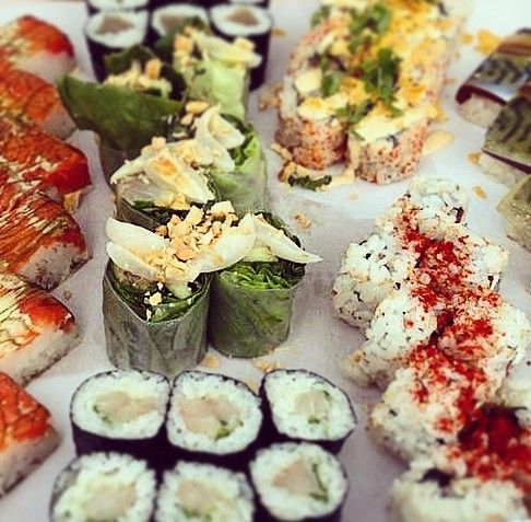 15 Best Must Try Sushi Spots Images On Pinterest Sushi Sushi