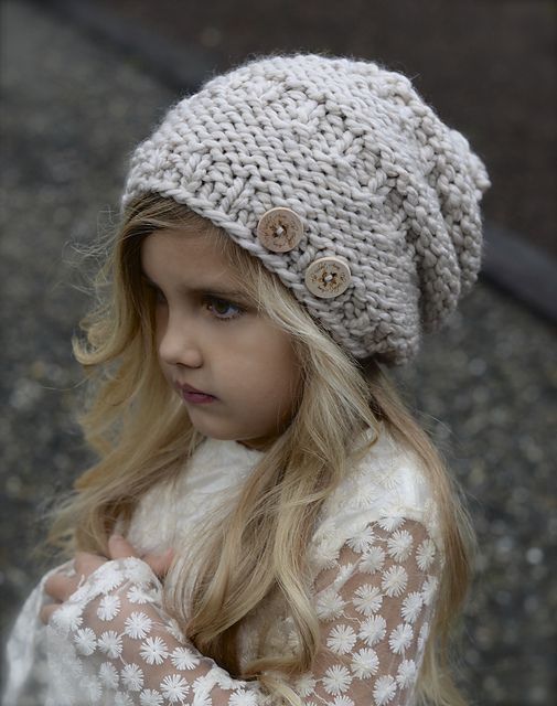 Ravelry: Barton Slouchy pattern by Heidi May