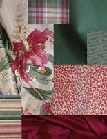 Decorating with Fabric: Mixing Fabrics and Patterns | eBay