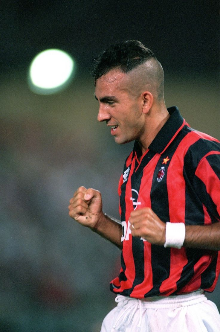 Paolo Di Canio - AC Milan