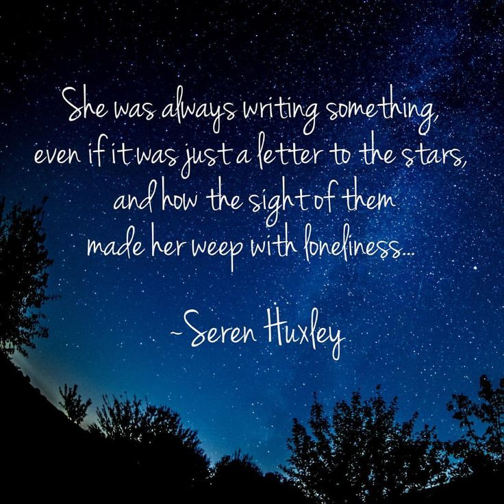 """2 Likes, 1 Comments - Seren Huxley (@serenhuxley) on Instagram: """"She was always writing something, even it was just a letter to the stars, and how they made her…"""""""