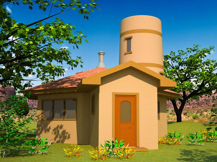 Natural home house plans