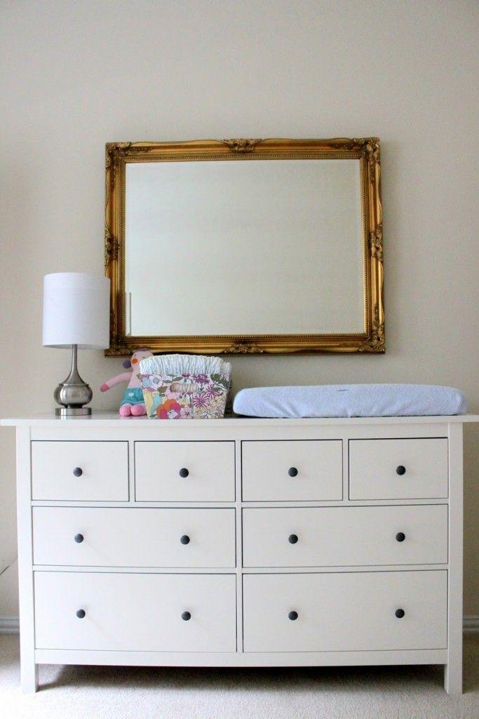 White Bedroom Dresser Chests
