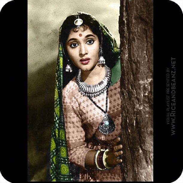 A day of vintage Bollywood beauties. Actress, singer, and dancer Vyjayanthimala was the first South Indian actress who made it as a national star and was one of the biggest ever Hindi film female stars in a career lasting almost two decades. ______________________________________ #Bollywood #hindi #Vyjayanthimala