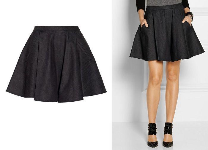Модные юбки женские 2014, мини юбки. Короткая юбка. Фото.