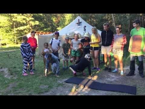 Safari na Blatech 2017 - video 2 - YouTube