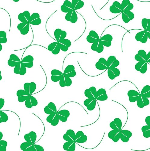 Shamrocks - Wholesale Tissue Paper Designs - Made in USA