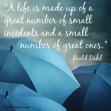20 inspiring Roald Dahl quotes from 'Charlie and the Chocolate Factory,' etc. | Deseret News