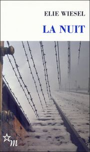 Elie Wiesel est un adolescent lorsqu'en 1944 il est déporté avec sa famille à Auschwitz puis à Birkenau. Il fait le récit des souvenirs qu'il conserve de la séparation d'avec sa mère et sa petite soeur qu'il ne reverra plus jamais et du camp où, avec son père, il partage la faim, le froid, les coups et les tortures.